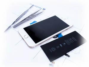 Замена аккумулятора на iPhone 6 plus в 144 сервисных центрах