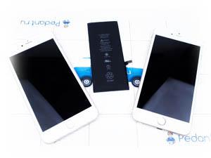 Профессиональная замена батареи iPhone 6s Plus на выезде