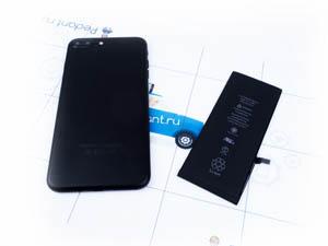 Замена аккумулятора айфона 7 плюс в Москве
