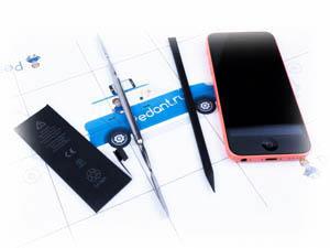 Профессиональная замена батареи на айфон 5с в 144 сервисах