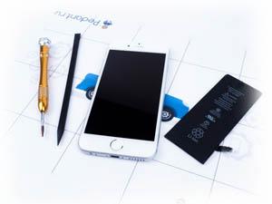 Замена аккумулятора iPhone 6s от лучших специалистов Москвы и Спб.