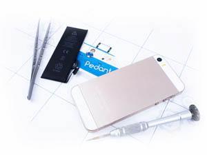 Замена аккумулятора iPhone 5 на выезде