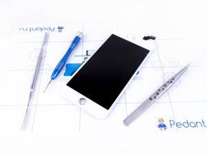 Оперативная замена дисплея на Айфоне 6 Plus