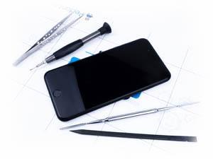 Низкие цена на замену экрана айфон 7