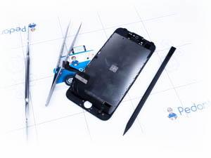 Замена стекла iPhone 7 в 144 сервисах Москвы и Спб.