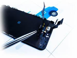 Замена датчика приближения iPhone