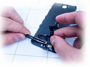 Замена фронтальной камеры iPhone