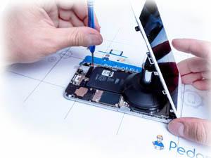 Замена вибромотора на iPhone