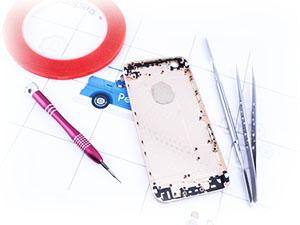 Замена задней крышки iPhone