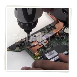 Качественный ремонт ноутбуков HP в Москве