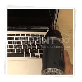 Чистка ноутбука после попадания влаги