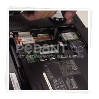 Оперативная пайка контактов ноутбука с гарантией в 144 сервисах