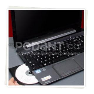 Восстановление системы на ноутбуке