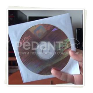 Оперативная установка Windows XP на выезде за 25 минут