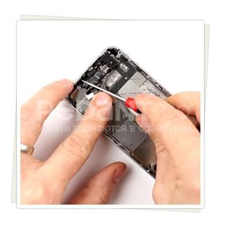 Замена датчика приближения на iPhone 4, 4s, 5, 5s, 5c