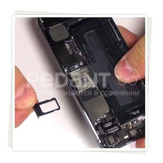 Замена SIM-держателя на iPhone в 144 сервисах