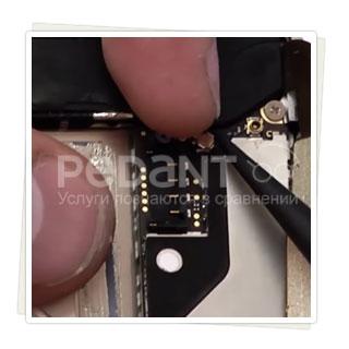 Замена антенны на iPhone от 300 руб.
