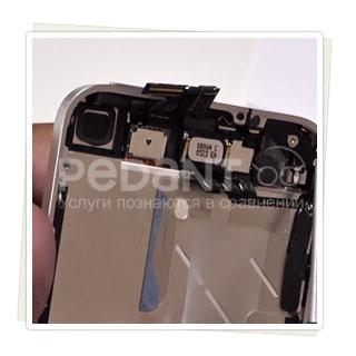 Замена вибромотора на iPhone 5, 5c, 5s, 6, 6 Plus, 6s,  6s Plus, SE, 7, 7 Plus