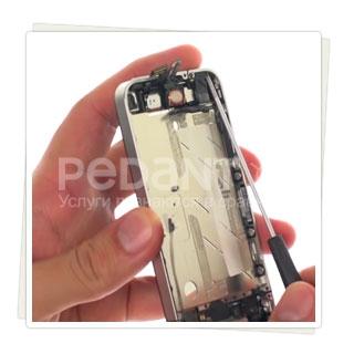 Ремонт кнопки блокировки на iPhone 5s, 5c, 5, 4s, 4