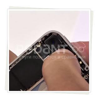 Замена камеры на айфоне