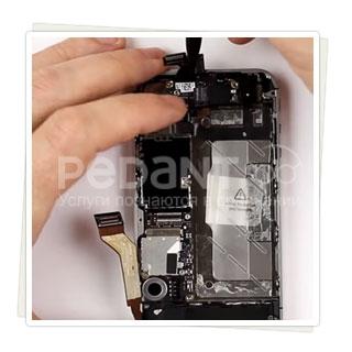 Замена динамика на iPhone 4, 5, 4s, 5s, 5c