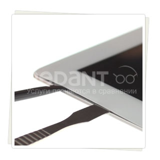 Замена стекла, экрана, дисплея iPad 3 в одном из 144 сервисных центра Apple.