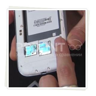 Восстановление телефонов Samsung  после влаги