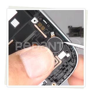 Замена вибромотора на  Samsung