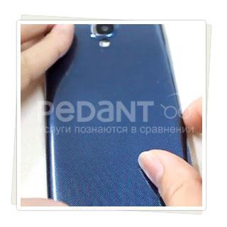 Замена задней крышки Samsung