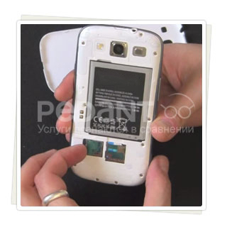 Замена разъема SD-карты на  Samsung в 144 офисах в Москве