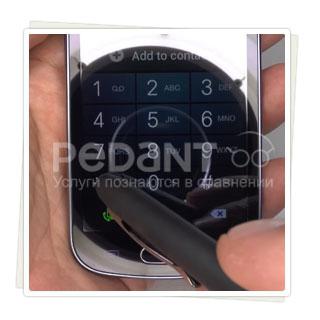 Снятие пароля с телефонов Samsung