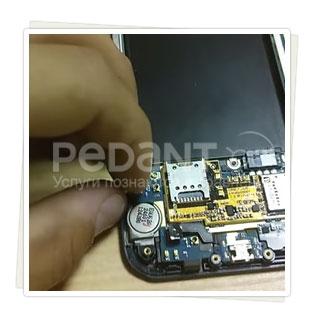 Качественная замена вибромотора телефонов LG по выгодной цене