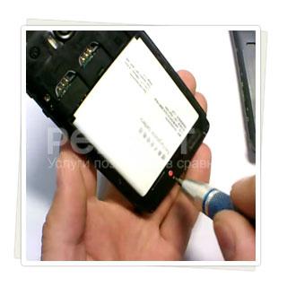 ремонт экрана электронной книги e-ink