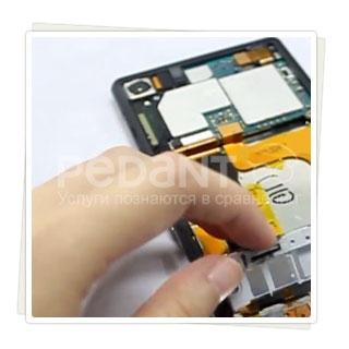 Ремонт телефонов Sony Xperia J у вас на глазах