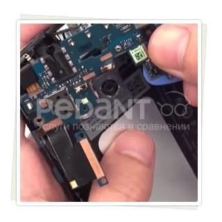 Замена передней камеры на  HTC от профессионалов