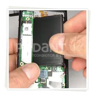 Замена аккумулятора на Nokia