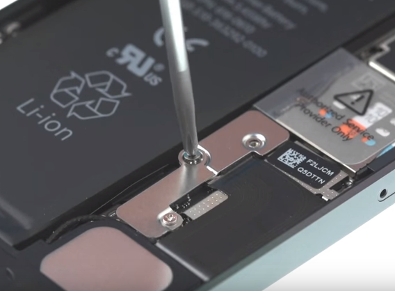 Замена аккумулятора на iPhone 5s, 5c, 5, 4s, 4 от 700руб.