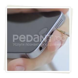 Замена стекла на iPhone SE