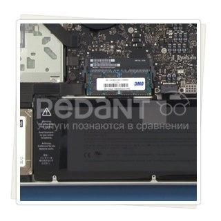 Замена батареи macbook Pro