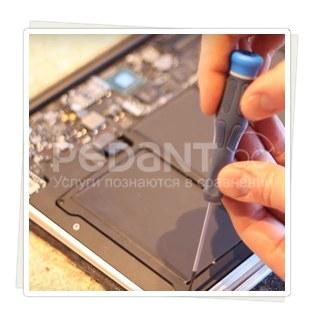 Срочная замена батареи Macbook Air
