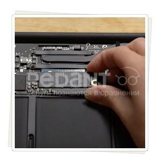 Цены на замену HDD/ssd на macbook Air