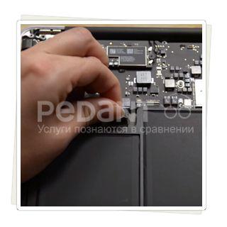 Профессиональная замена жесткого диска на macbook Air