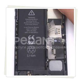 Замена аккумулятора iPhone 5 на выезде в течении 10 минут