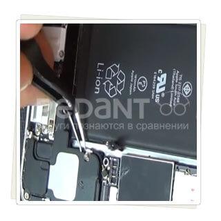 Осуществим замену нижнего шлейфа на айфон 6 в сервисе Педант