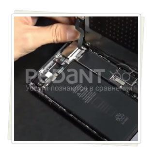 Выполним замену нижнего шлейфа айфона 7 плюс в короткие сроки