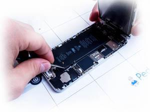 замена gsm антенны в iphone 4s