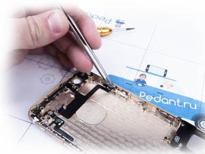 на айфоне ремонт кнопки включения