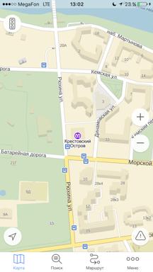 Ремонт iPhone и iPad, м.Крестовский остров