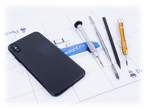 Профессиональная замена стекла айфон X в Pedant.ru
