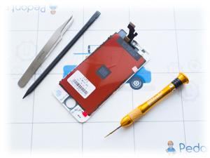 Выгодные цены по замене стекла айфон 5 на выезде